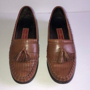 Cole Haan country beautiful tassel moccasins shoes